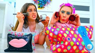 Whats in my make up bag? Diana VS Kapa