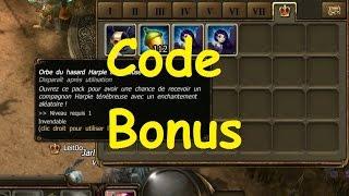 бонус коды для drakensang online