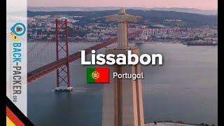 Top 10 Sehenswürdigkeiten in Lissabon, Portugal (Portugal Reiseführer)