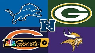 2018 NFL Draft:  Needs for each  NFC North team I NFL I NBC Sports