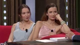 2. Berenika Kohoutová a Marika Šoposká - Show Jana Krause 1. 6. 2016