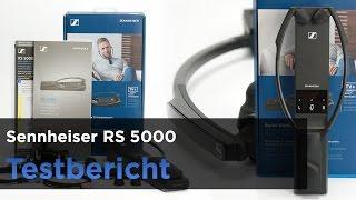 Sennheiser RS 5000 im Test - Ein spezieller Funkkopfhörer für Schwerhörige und Hörgeschädigte