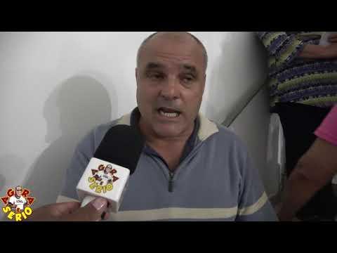 Alexandre da Marcenaria da Prefeitura não quer abrir conta salário no Banco Santander.