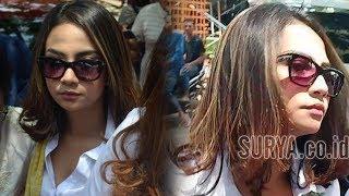 Diperiksa Selama 12 Jam, Vanessa Angel Syok dan Dilarikan ke Rumah Sakit