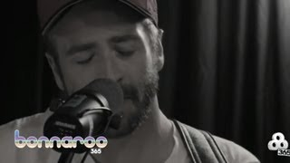 "Trampled by Turtles - ""Alone"" @ The Hay Bale Sessions - Bonnaroo 2012 