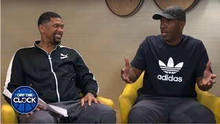 Chauncey Billups reveals the player whose crossover 'hurt my feelings' | Off the Clock