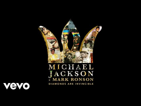 Michael Jackson Michael Jackson X Mark Ronson Diamonds Are Invincible Audio