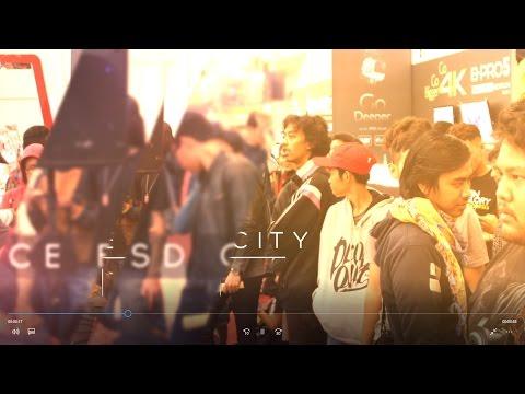 Highlight Dunia Games Battle: Vainglory @ICE BSD October 30, 2016