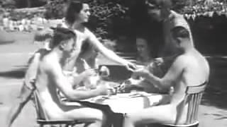 Нудистский лагерь (США, 1938, The Expose of the Nudist Racket)