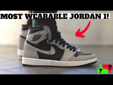 MOST WEARABLE JORDAN 1 RELEASE THIS YEAR! SHADOW 2.0 Review + On Feet