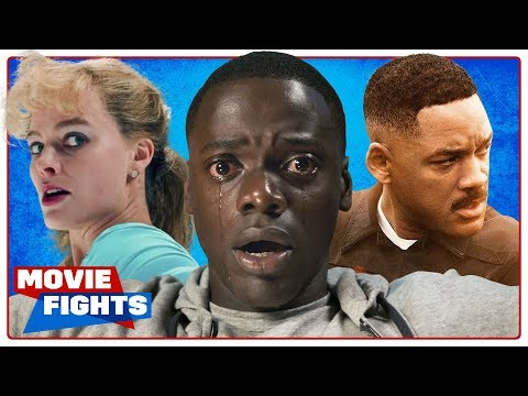 Best/Worst Movies of 2017! MOVIE FIGHTS!!