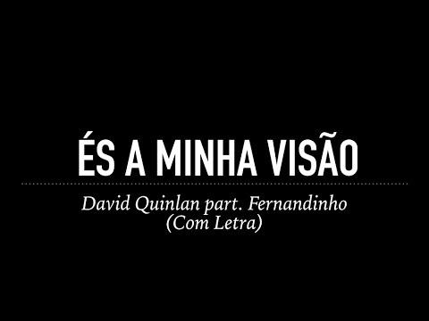 Música És a Minha Visão (part. Fernandinho)