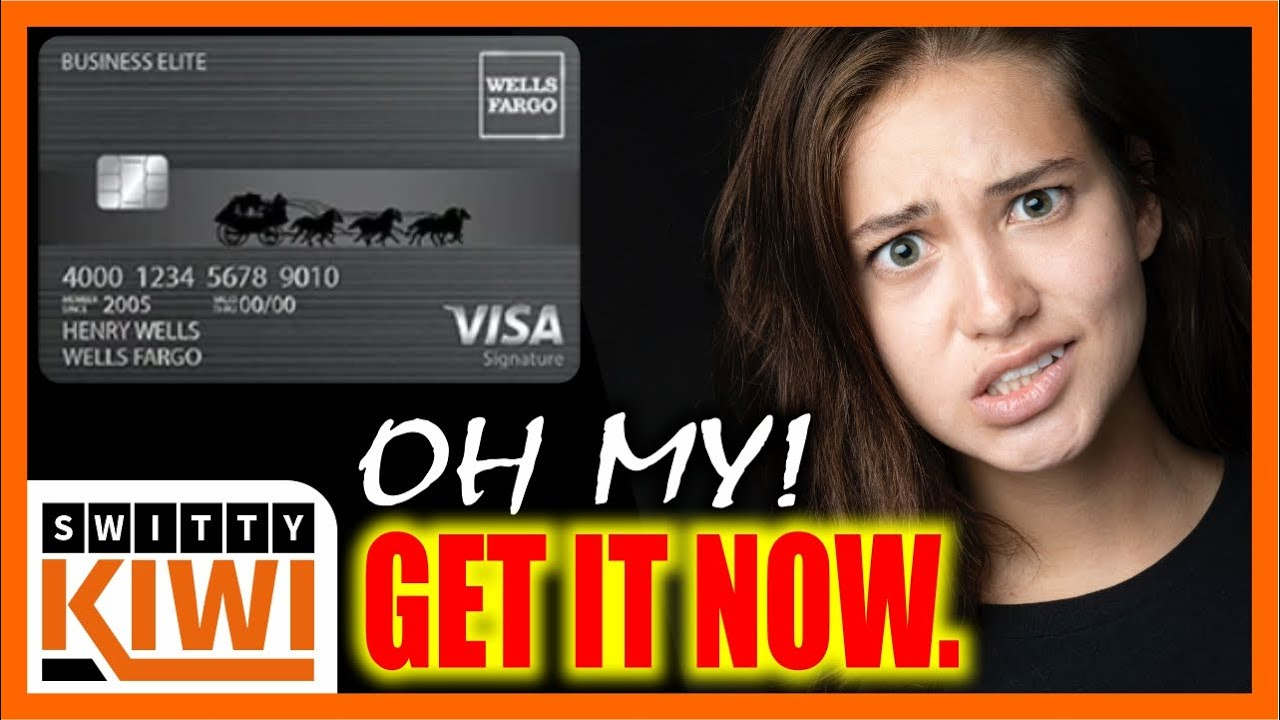 3 EIN-Only Wells Fargo Business Credit Cards With High Limits (Bad or Fair Credit OK)🔶CREDIT S2•E333 thumbnail