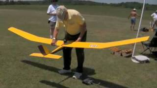 RC Glider Competition at the BAMS Field