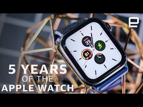 External Review Video prYst35-x_k for Apple Watch 5