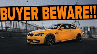 WATCH THIS Before Buying an e92 M3 (or e90 or e93) - Buyers Guide, EACH Model Year Breakdown Inside