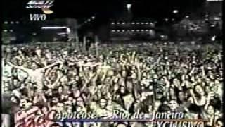 Titãs - Homem Primata - Hollywood Rock 1994
