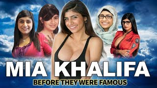 Mia Khalifa | Before They Were Famous | EPIC Biography 0 to Now