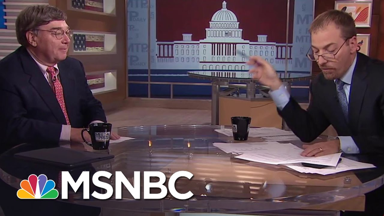 Democratic Wave Could Turn Senate Blue | MTP Daily | MSNBC thumbnail