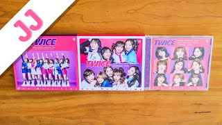 One More Time   TWICE Album Unboxing | JJ Once