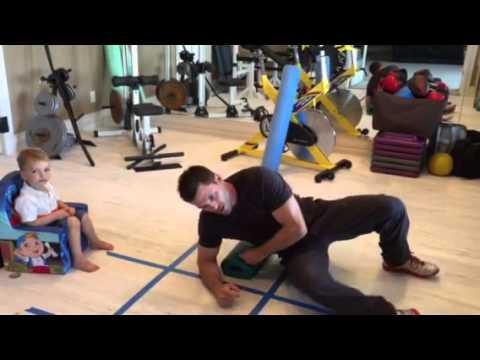 Calgary Upper Back Posture Exercise