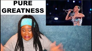 Katy Perry    Super Bowl 2015 Performance  REACTION 