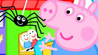 Peppa Pig Official Channel   George Pig's New Friend - Mister Skinny Leg