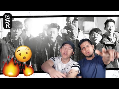 GUYS REACT TO iKON '이리오너라(ANTHEM)' M/V