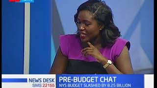 Pre-budget conversation as budget is expected to grow