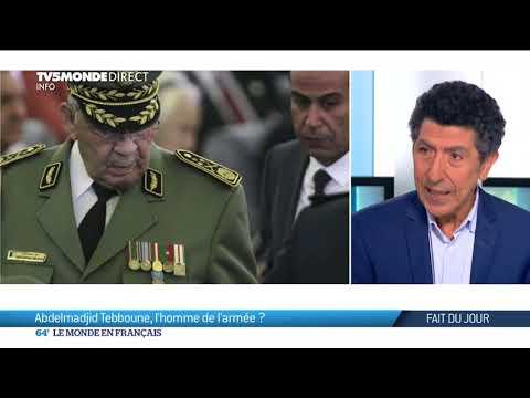 Le nouveau président Abdelmadjid Tebboune est-il l'homme de l'armée ?
