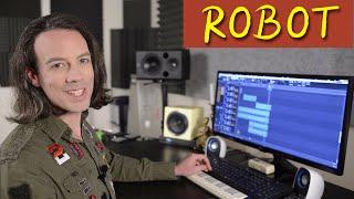 """En studio avec Dominique de Witte : """"ROBOT"""" #5"""