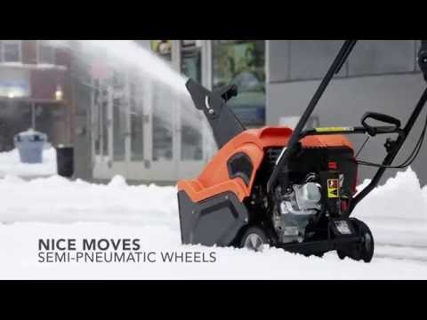 Ariens Path Pro 208 ES with Remote Chute in North Reading, Massachusetts - Video 1