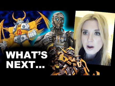 Transformers The Last Knight End Credits - Transformers 6, Bumblebee 2018, Cogman Movie?