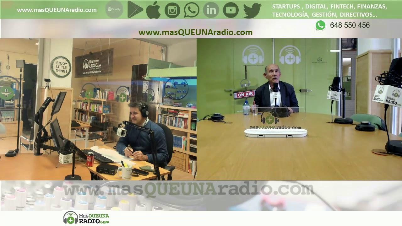 ENRIQUE BARROSO, FUNDADOR DE TRIODOS BANK