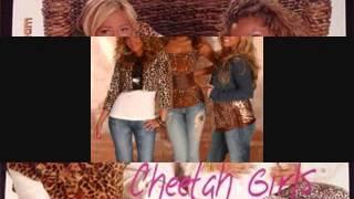 CHEETAH GIRLS   CRAZY ON THE DANCE FLOOR