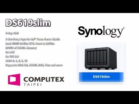 Synology DS619slim 6-Bay SSD Compact NAS - Update on Hardware