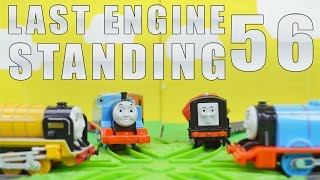 Last ENGINE Standing 56: THOMAS AND FRIENDS