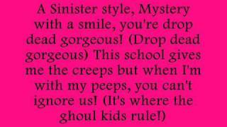 Monster High Lyrics!