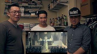 TAEYANG - WEDDING DRESS MV Reaction