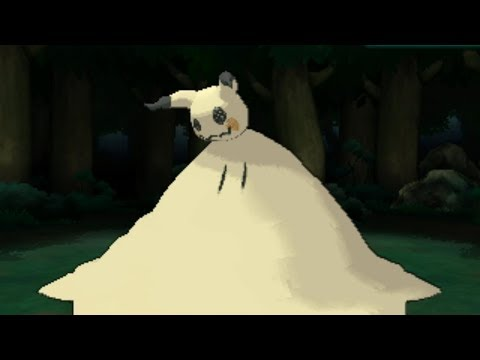CAN: Mimikyu's Exclusive Z-Move Unveiled in Pokémon Ultra Sun and Pokémon Ultra Moon!