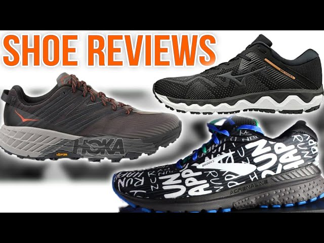 Running Shoe Reviews Update Mizuno Brooks Hoka Enda