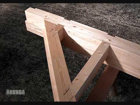 comment renforcer une vieille charpente la r ponse est sur. Black Bedroom Furniture Sets. Home Design Ideas