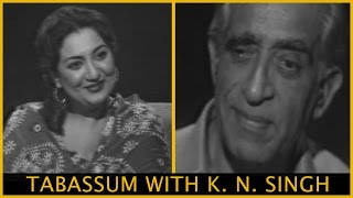 K. N. Singh | The Legendary Villain | Tabassum Talkies