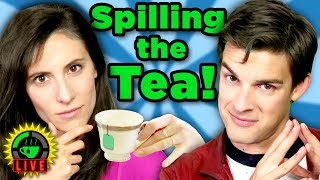 GTeaLive: Spilling the Tea with Matpat and Steph!