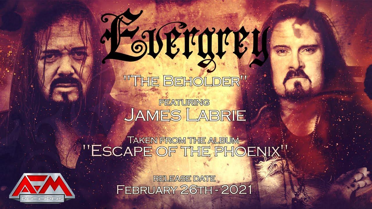 EVERGREY - The Beholder