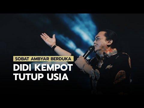 Tag Sobat Ambyar Didi Kempot Tutup Usia Sobat Ambyar Berduka