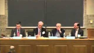 Click to play: Panel III: The People's Common Law: Is Law & Economics Anti-Democratic?