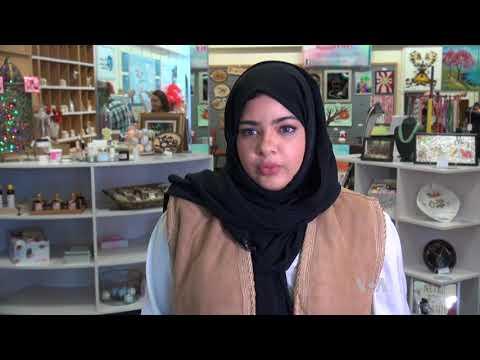 Refugee Women Get a Taste of Entrepreneurship