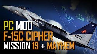 Ace Combat 7  Cipher mod