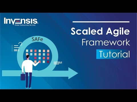 Scaled Agile Framework (SAFe) Tutorial   SAFe Agile Framework ...